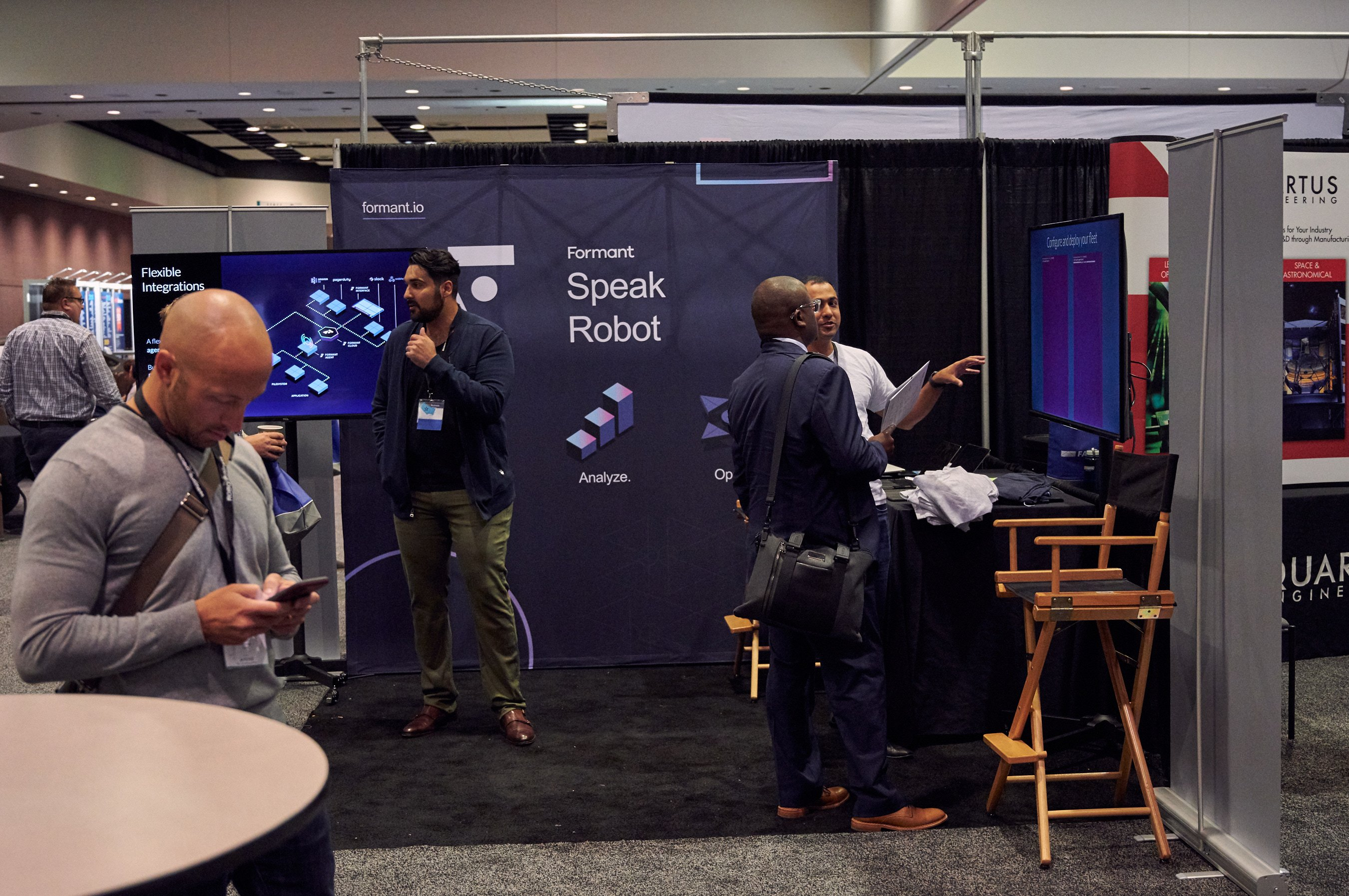 Formant Convention Booth