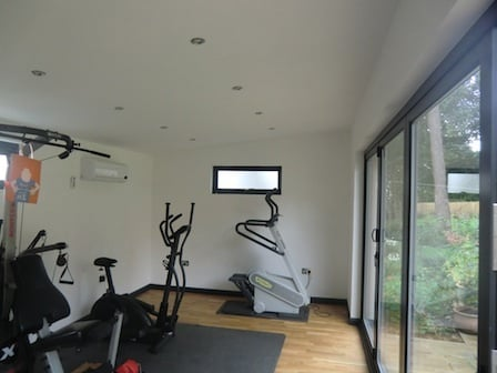 Gym at home or work