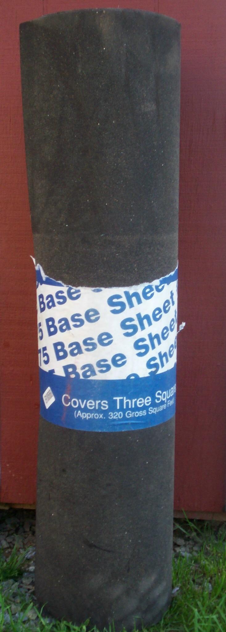 base sheet