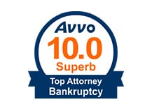 Avvo Top Bankruptcy Attorney