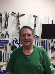 Matt Hyde   Maint. and Mechanic