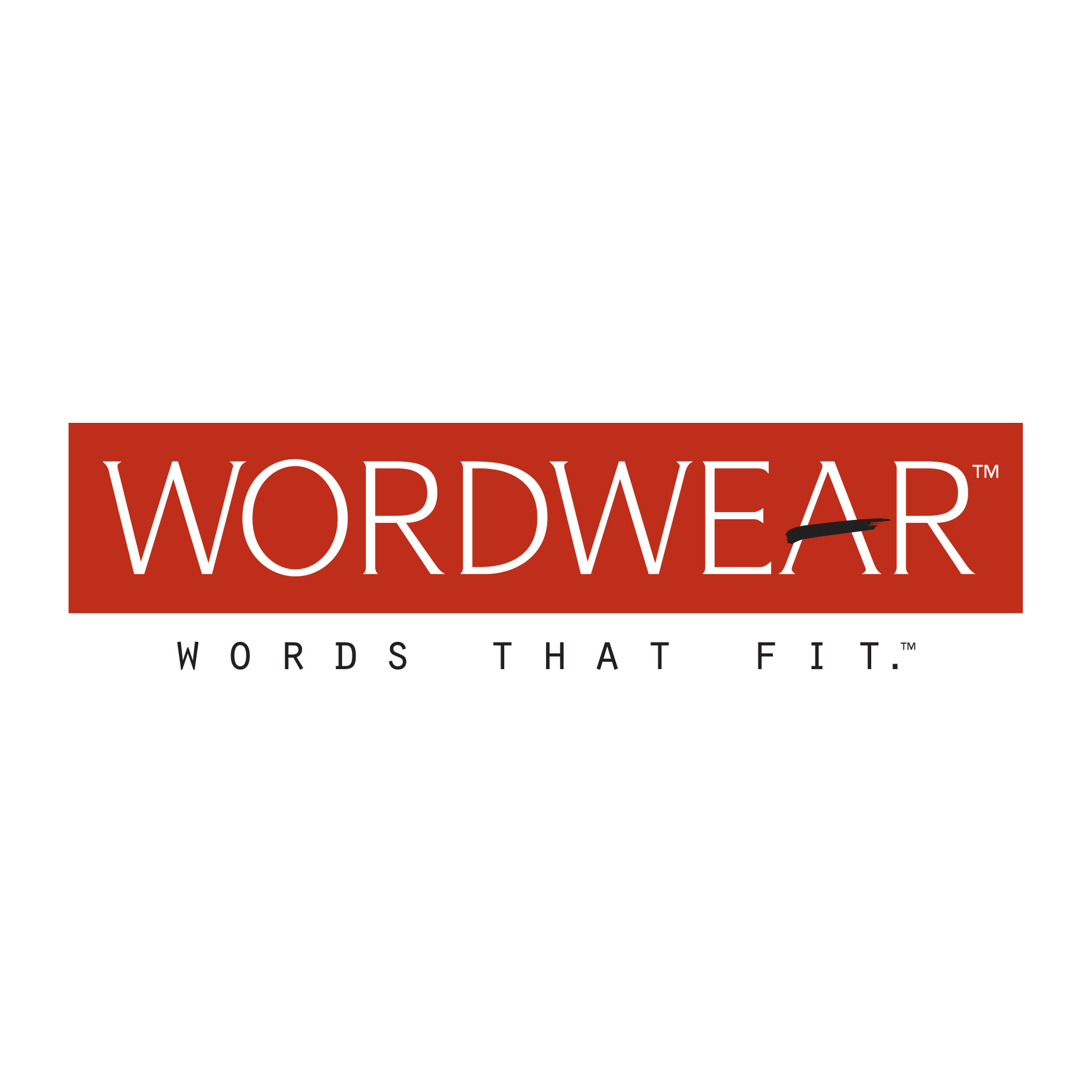 WordWear T-Shirt Company Logo