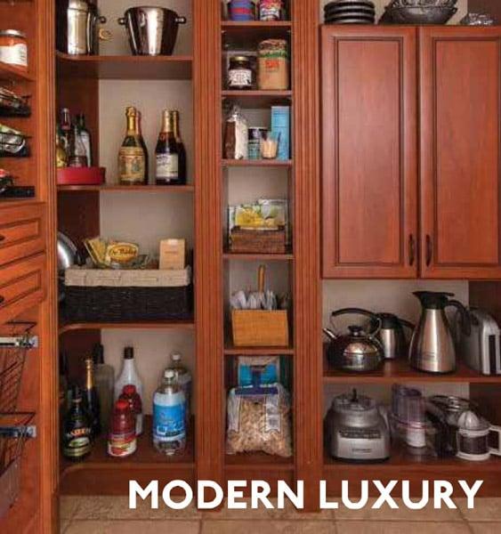custom kitchen pantry Cumming