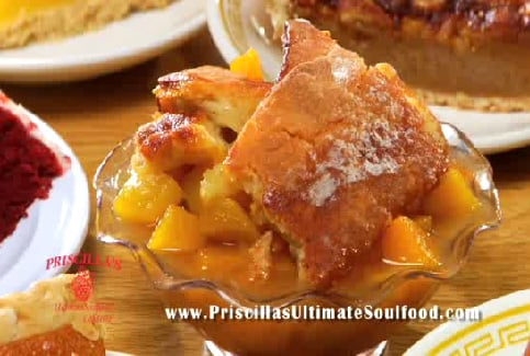 Priscilla's Ultimate Soulfood Cafeteria