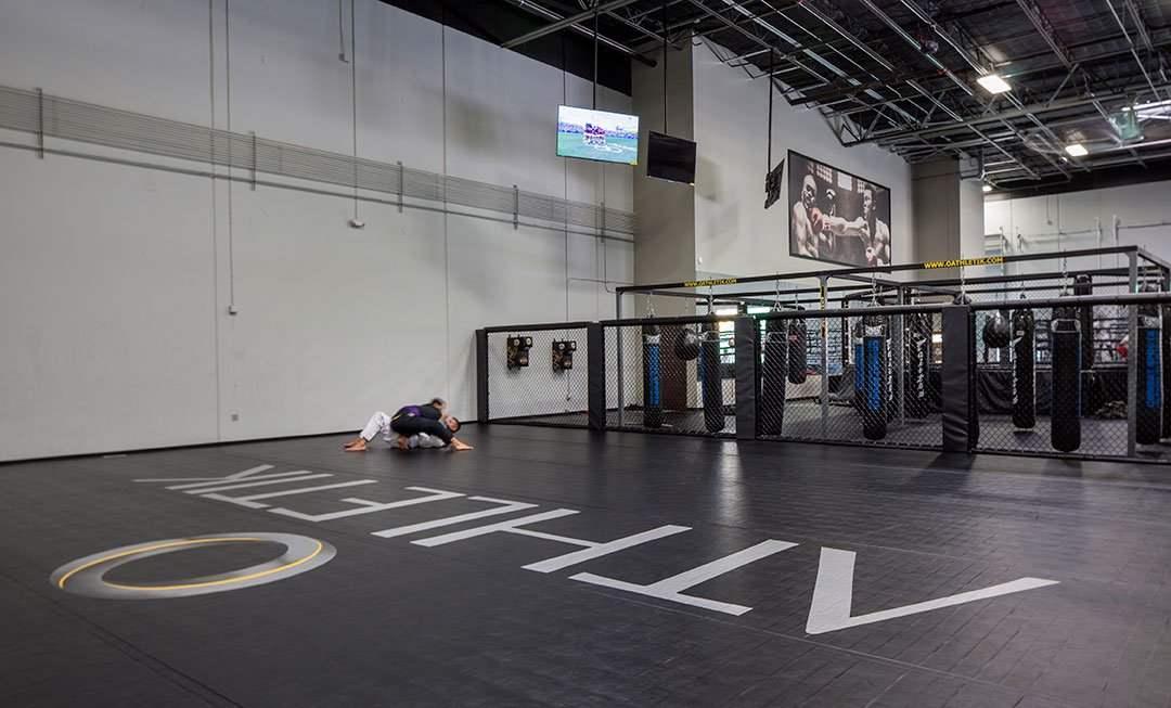 O Athletik Training Area