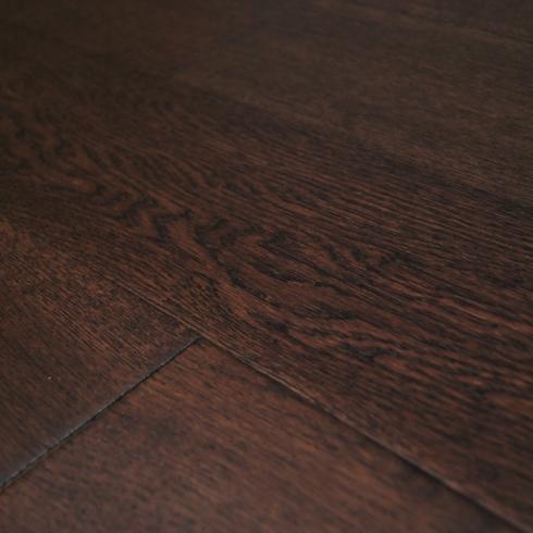 Piso de madera de ingeniería Terza Cambrette-Tabac