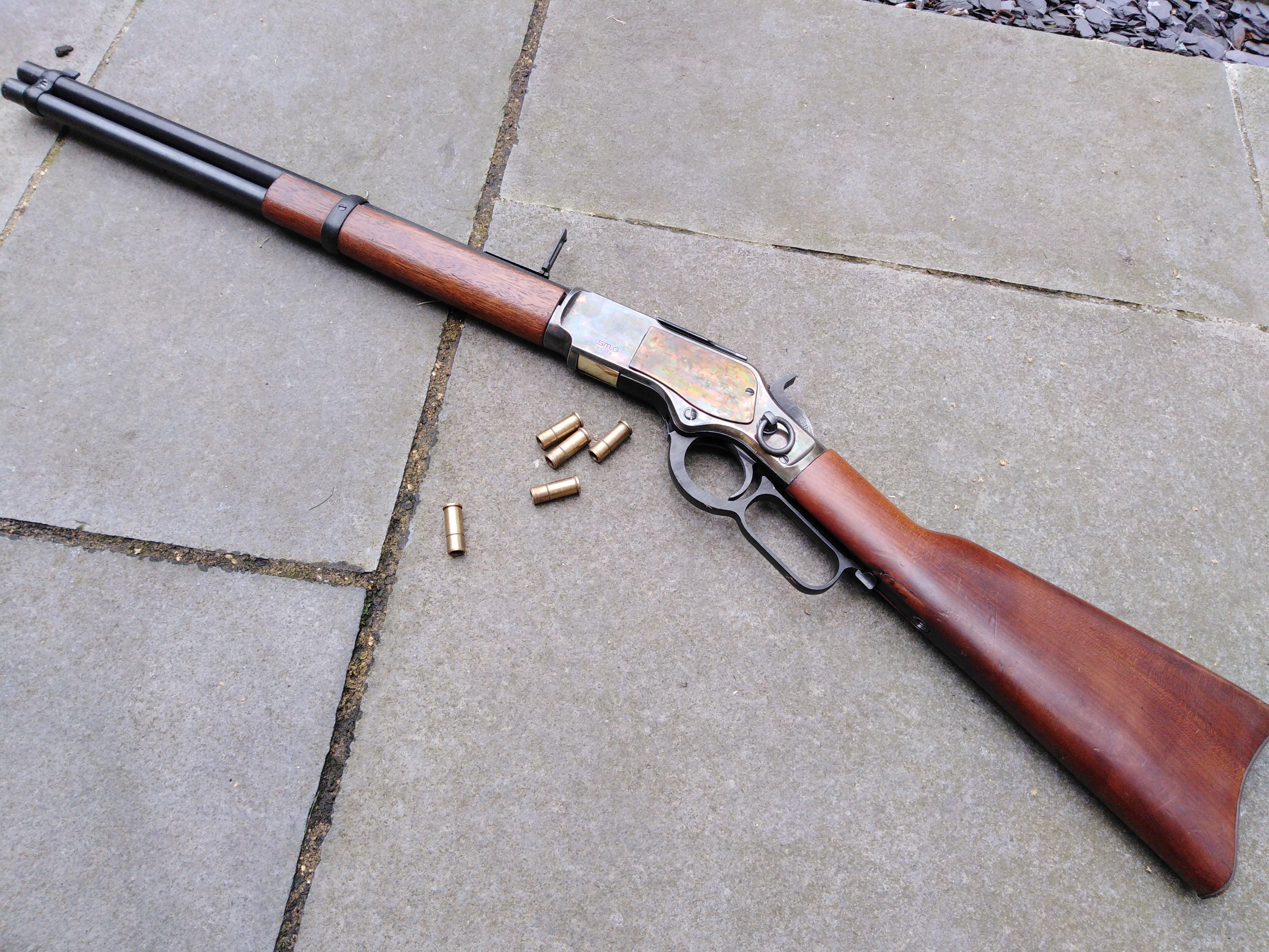 MGC Custom PFC Winchester SOLD