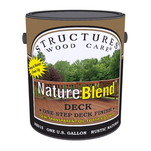 Nature Blend Deck Can