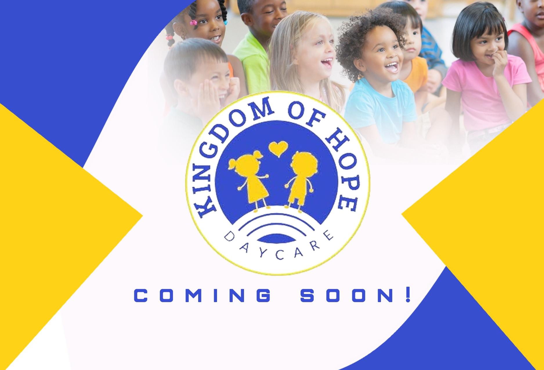 Kingdom of Hope Daycare Flyer 1