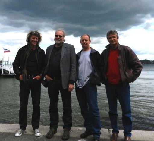 With my friends -Kiel, Germany- 2012