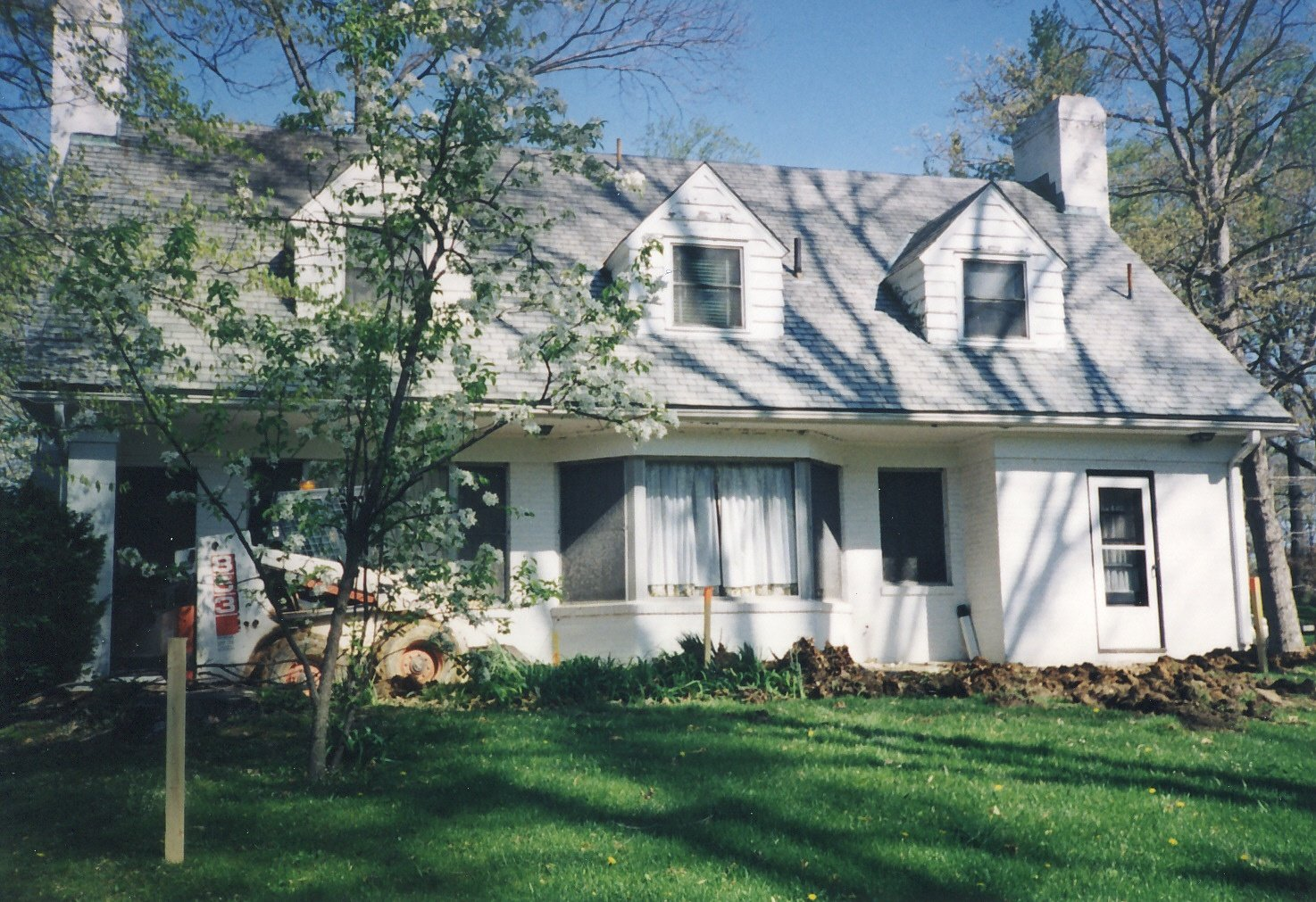 addition, remodel, and renovation before A