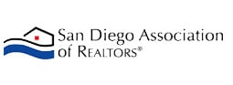 Member of the San Diego Association of Realtors