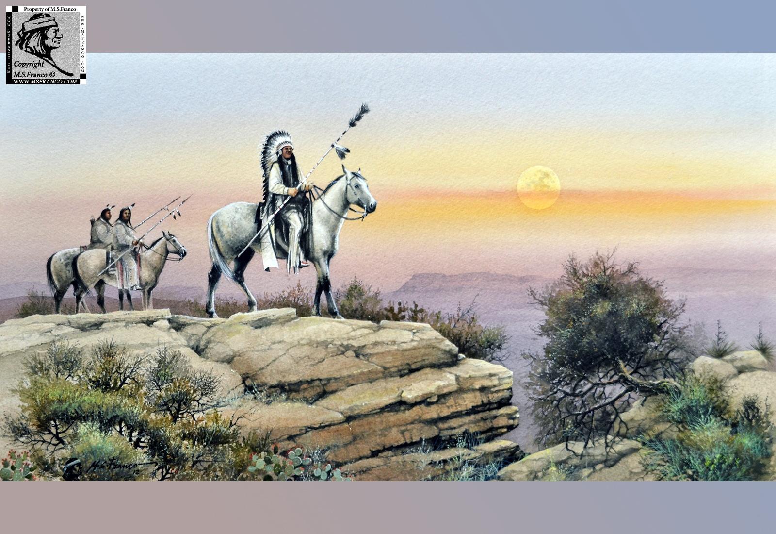 """ Comanche Moon """