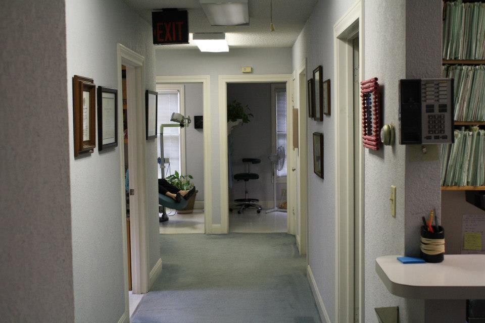 Alpine Dental Office Hall