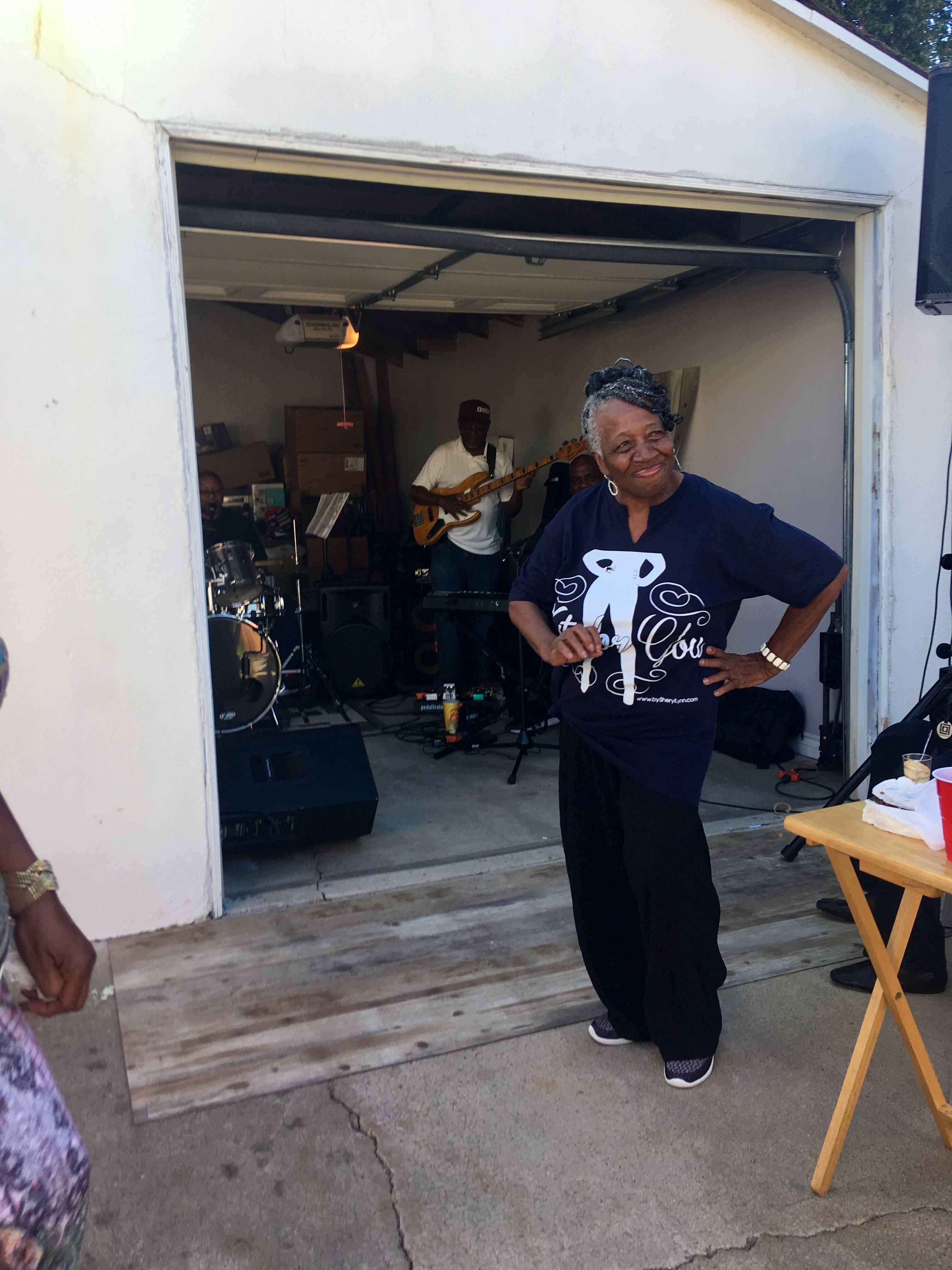 My Mother Juanita