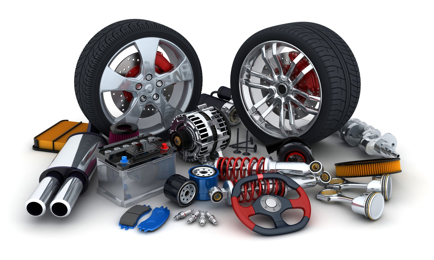 Car and Truck Accessories Catonsville | Auto Parts Retailer
