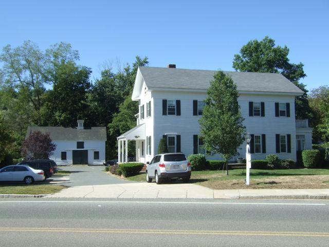 Topsfield, MA - Mixed-Use Building