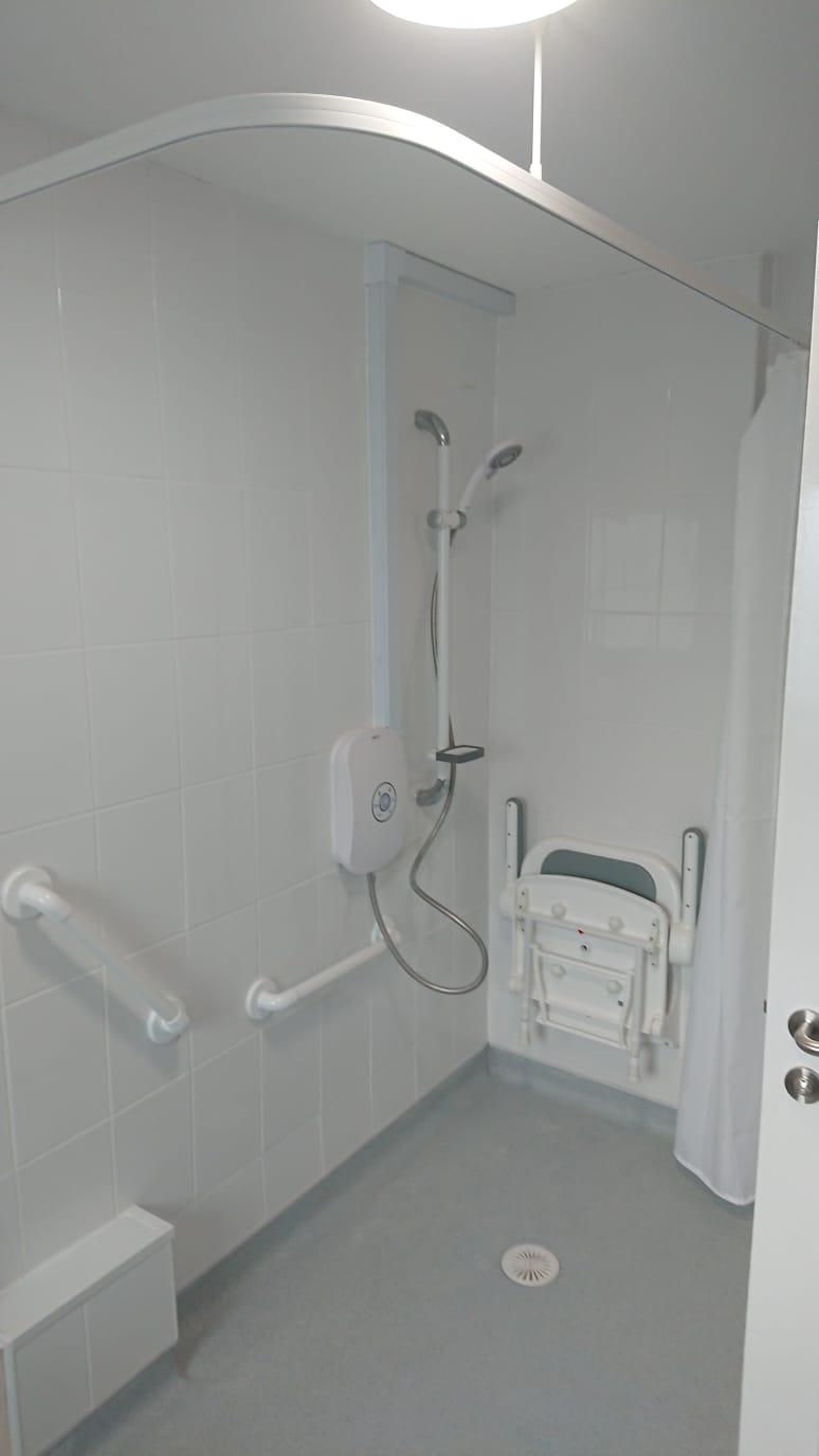 Wetroom Installation