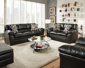 1721 Sofa and Love Seat