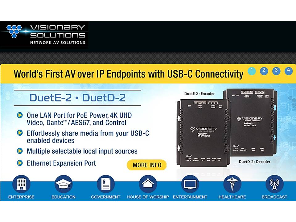 Visionary Solutions Duet 2