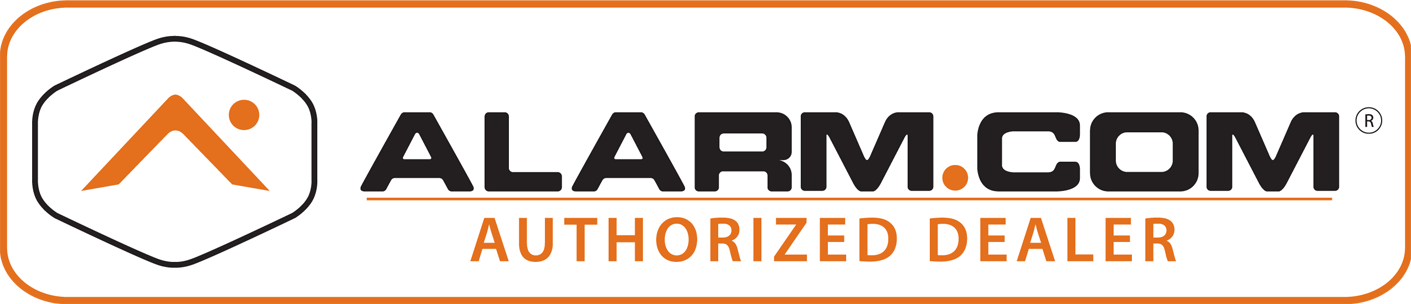 Alarm.com Authorized Dealer Seal