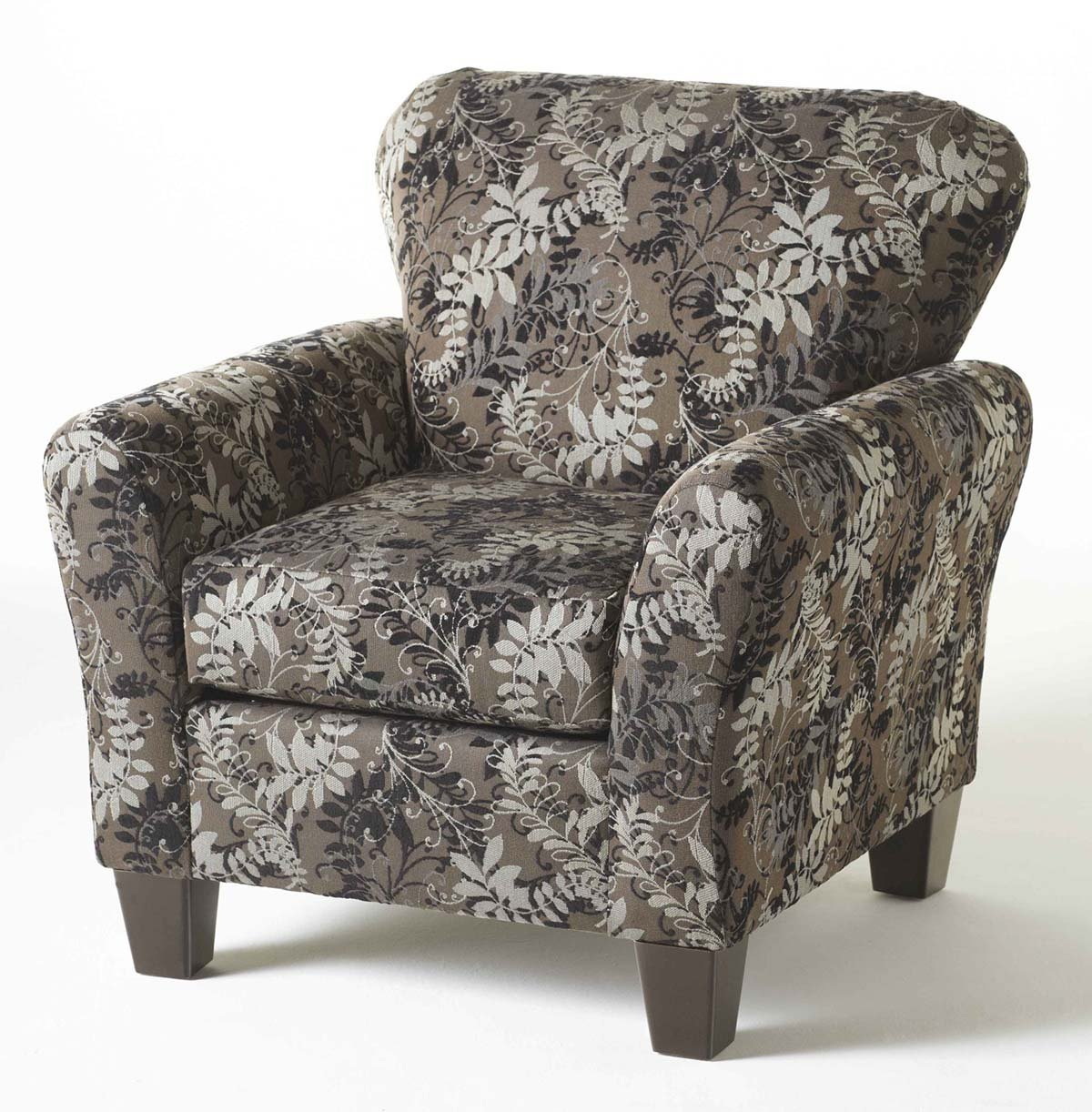 3010 Serta Accent Chair Pewter