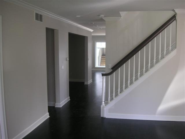Hall to Kitand Family Room