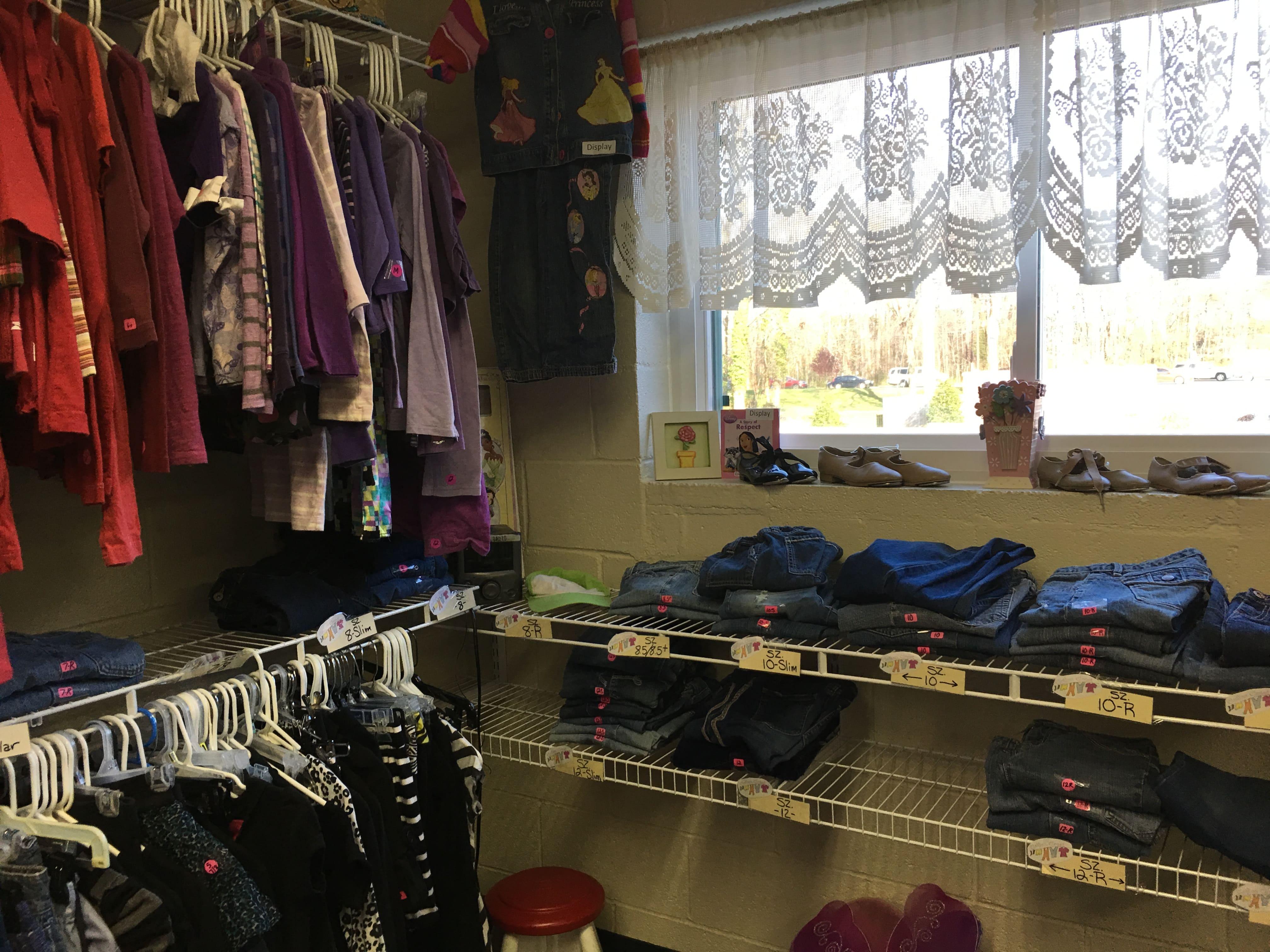 Children's Closet 3