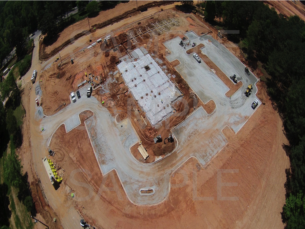 Base & Curb - New Construction