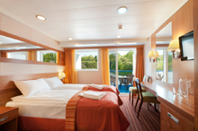 AMAKatrina River Cruise Deluxe Stateroom
