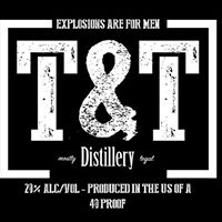 T&T Original Moonshine Made in Frankfort, IN
