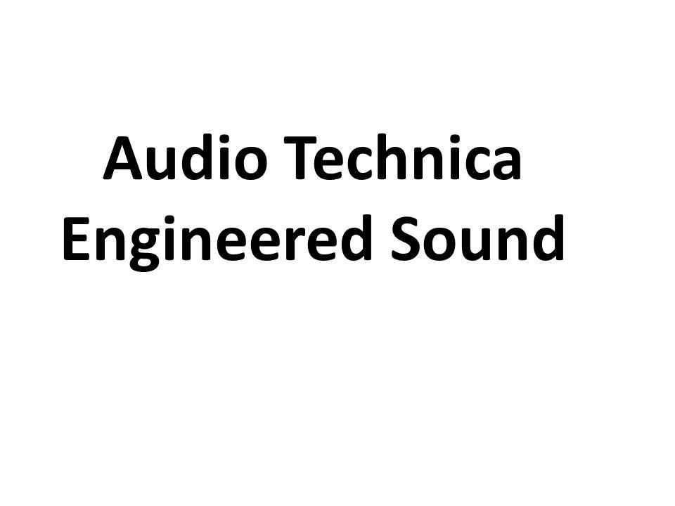 Engineered Sound