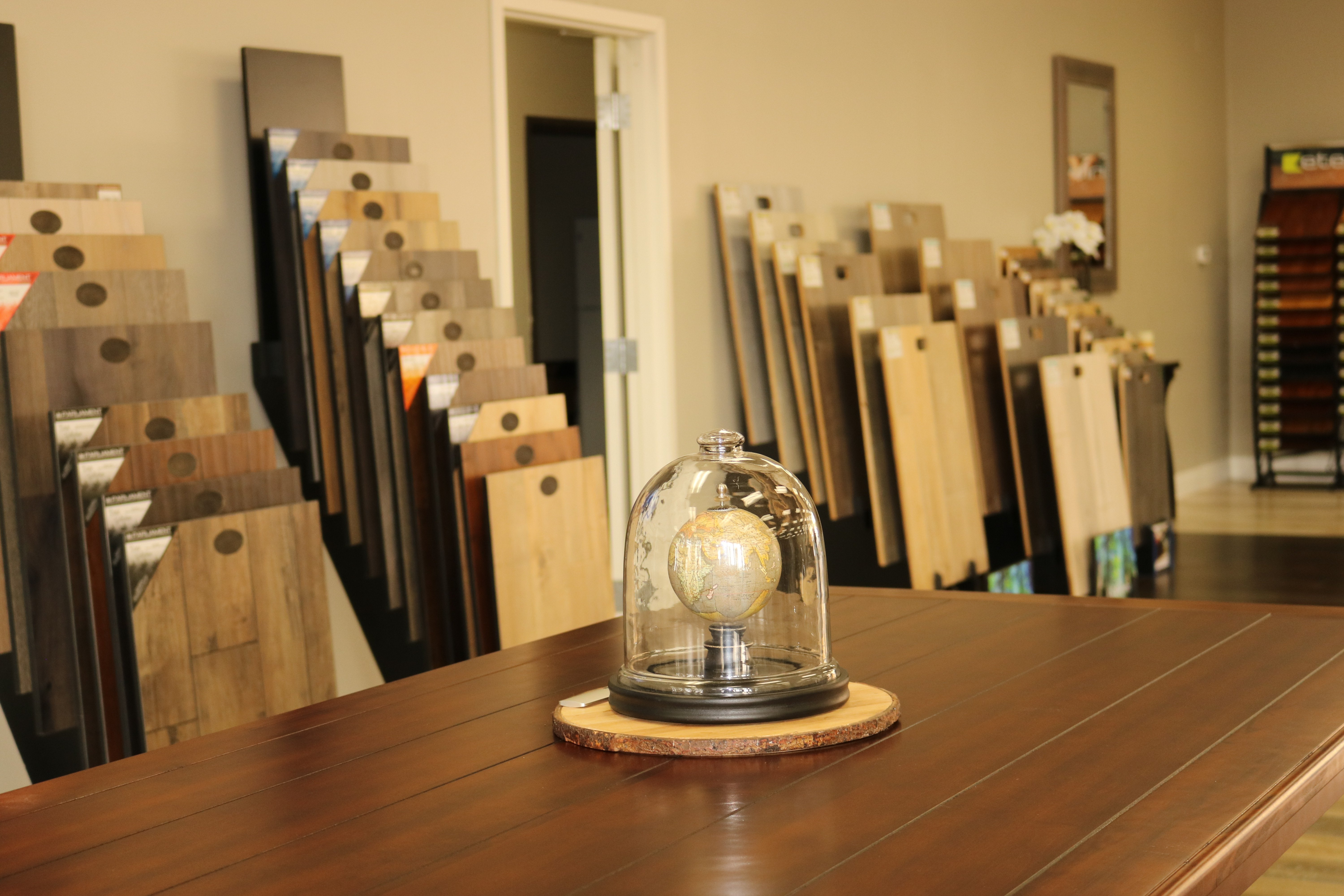 Kindred Flooring Laminate Section