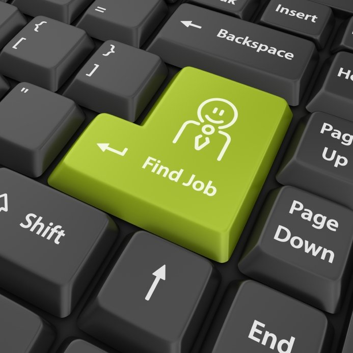 The job search--then and now