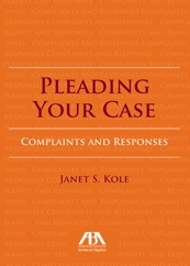 Pleading Your Case