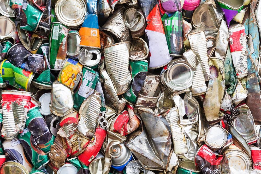 Aluminum scrap metal disposal in Montcalm, MI