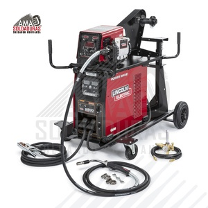 POWER WAVE® S500 CON POWER FEED® 84 READY-PAK® Power Wave S500 Power Feed 84 Ready-Pak K3187-2