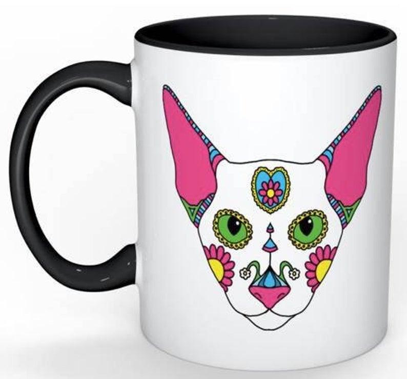 Mexican Cat Mug