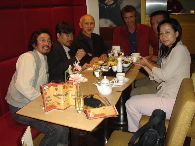 With my dear frends - Shanghai