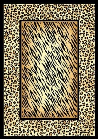Leopard/Tiger Skin  5x7