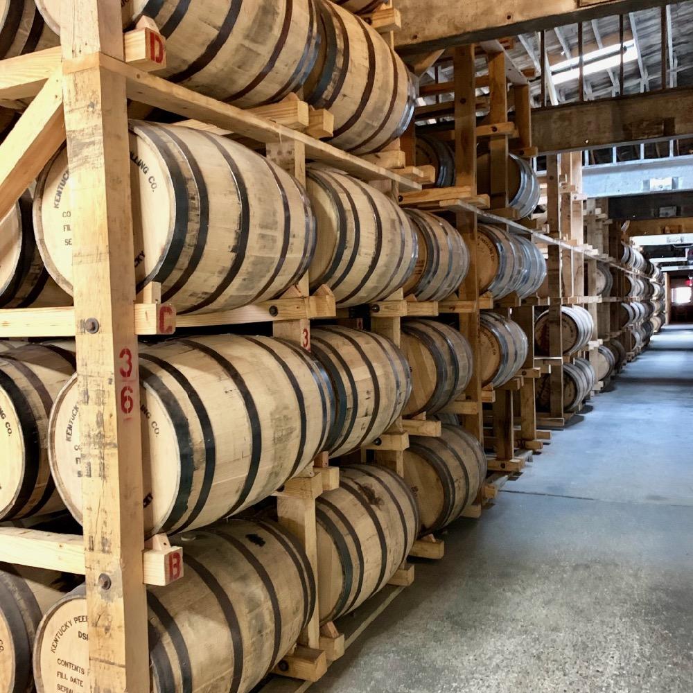 Kentucky Peerless Distilling - Barrels