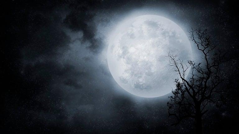 Powerful Lunar Magic. Mystical power. Spells cast during New Moon. Spells cast during Full Moon.