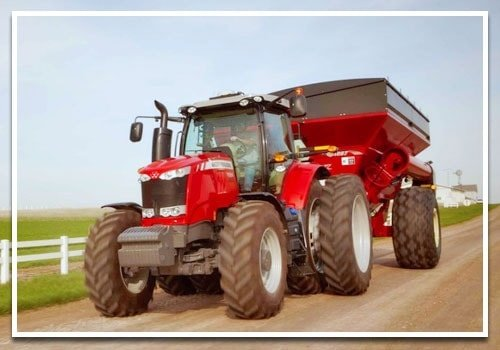 High Power Tractor