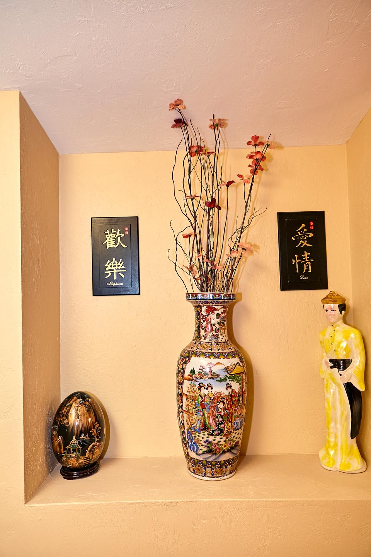 Oriental Foyer Displays