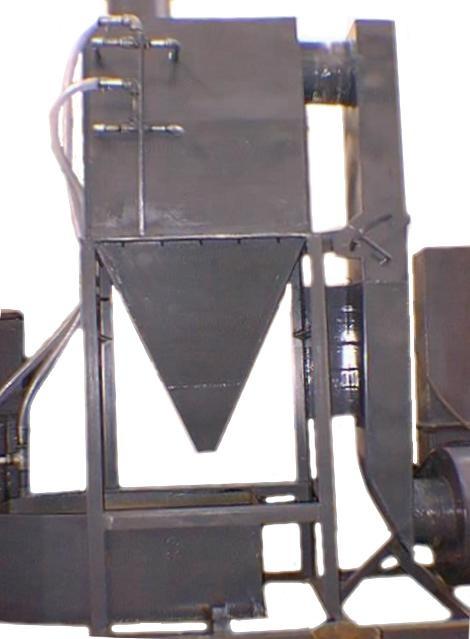 Lavador de Gases Aire/Agua