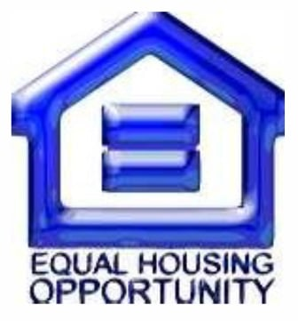 HUD Equal Housing Opportunity||||