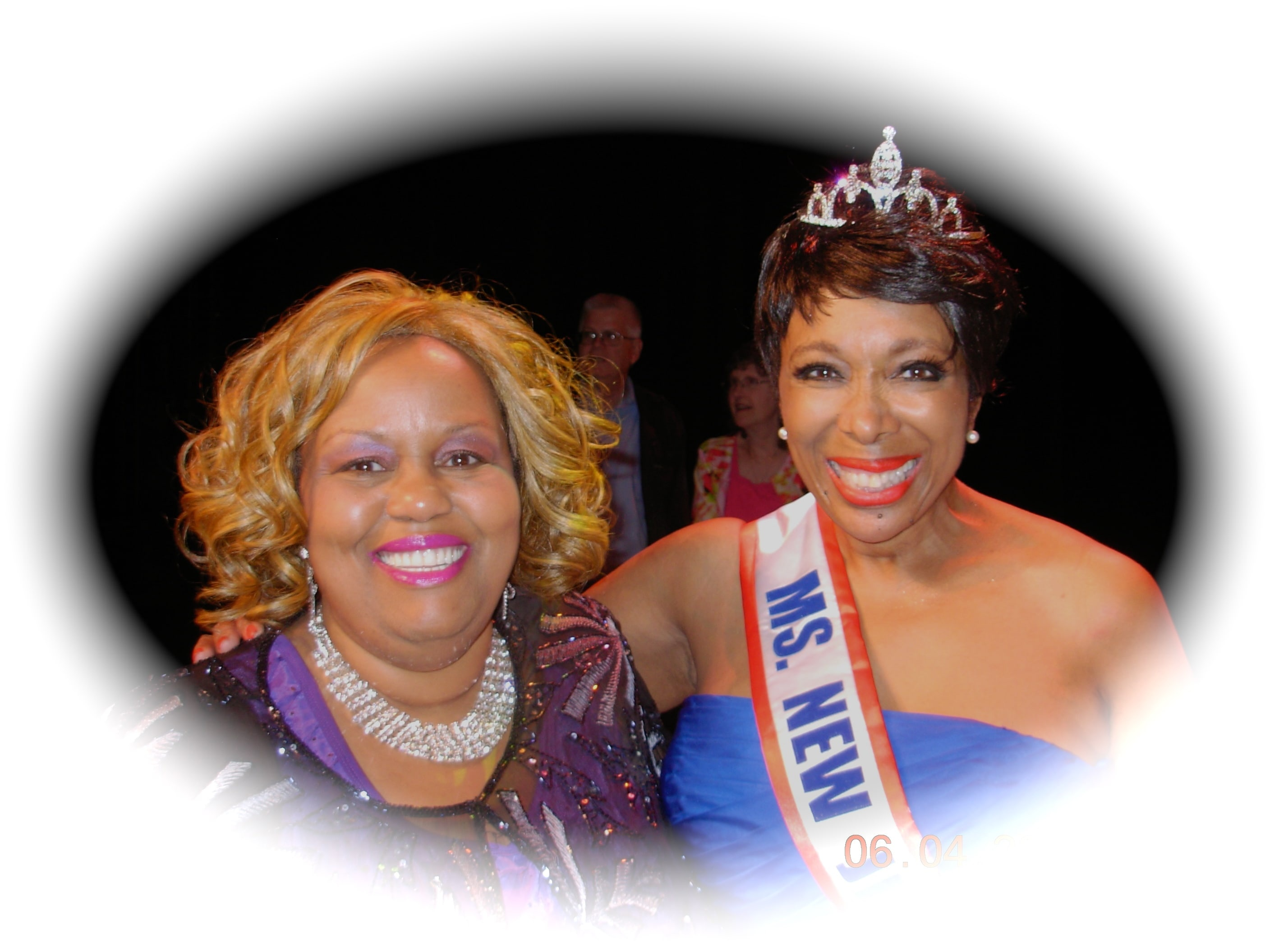 Leticia Walker With Ms Senior NJ