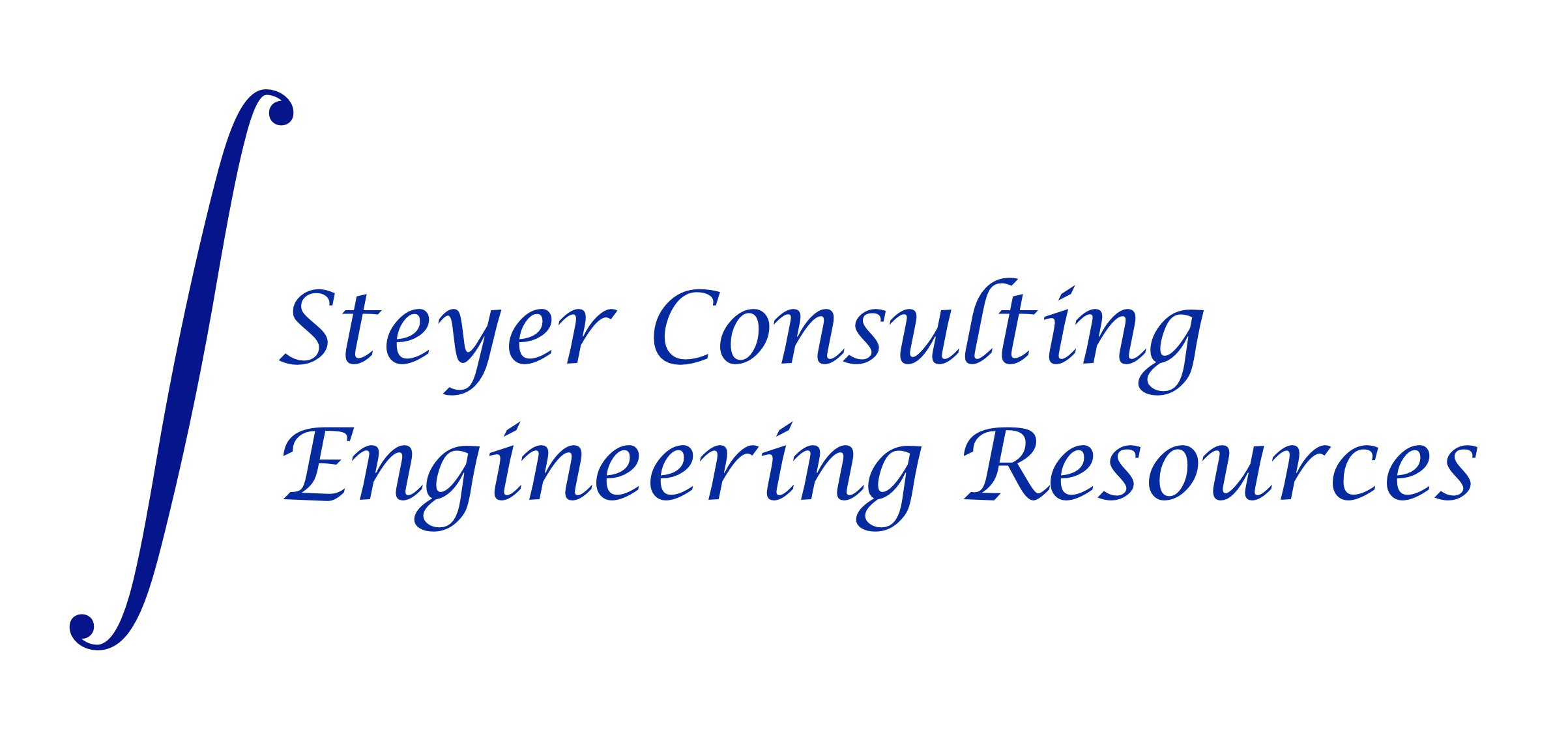 Steyer Consulting Engineering Resources