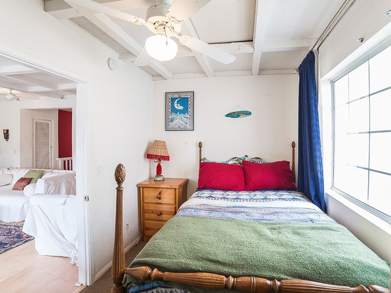 Beach Pad Bedroom