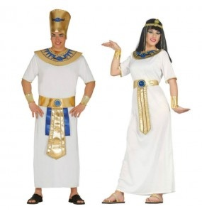 PAREJA EGIPCIOS